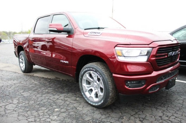2019 Ram 1500 Crew Cab 4x4,  Pickup #R191074 - photo 3