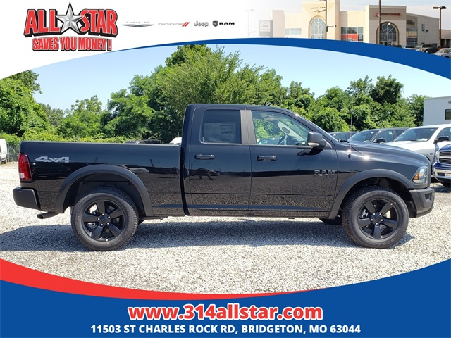 2019 Ram 1500 Quad Cab 4x4,  Pickup #R191075 - photo 1