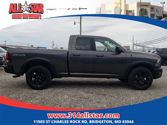 2019 Ram 1500 Quad Cab 4x4,  Pickup #R191084 - photo 1
