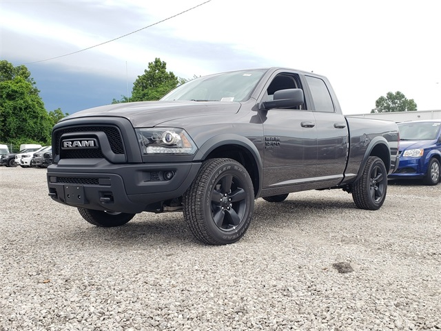 2019 Ram 1500 Quad Cab 4x4,  Pickup #R191084 - photo 3