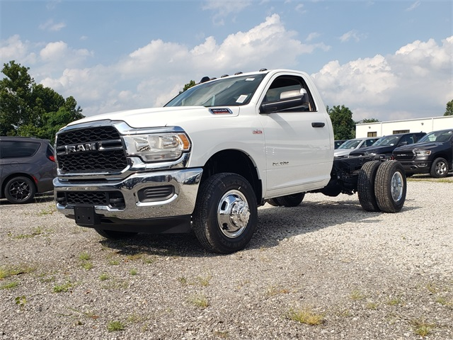 2019 Ram 3500 Regular Cab DRW 4x2,  Cab Chassis #R193005 - photo 1