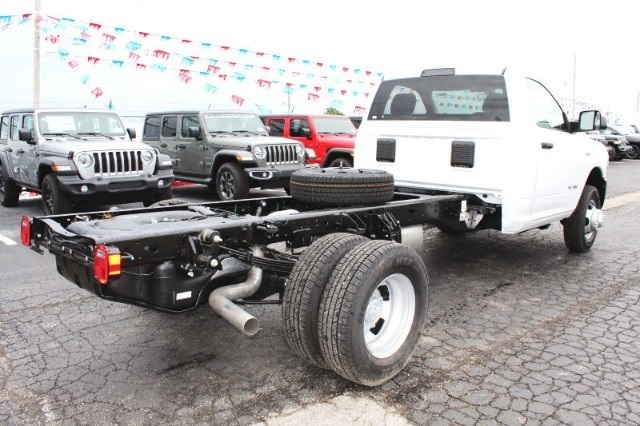 2019 Ram 3500 Regular Cab DRW 4x2,  Cab Chassis #R193008 - photo 1