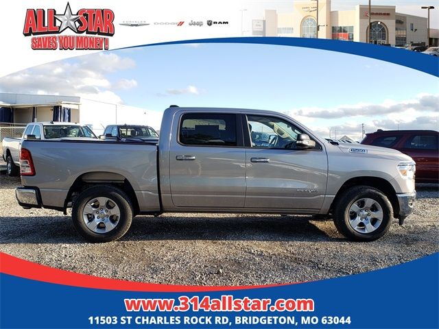 2020 Ram 1500 Crew Cab 4x4,  Pickup #R201002 - photo 1