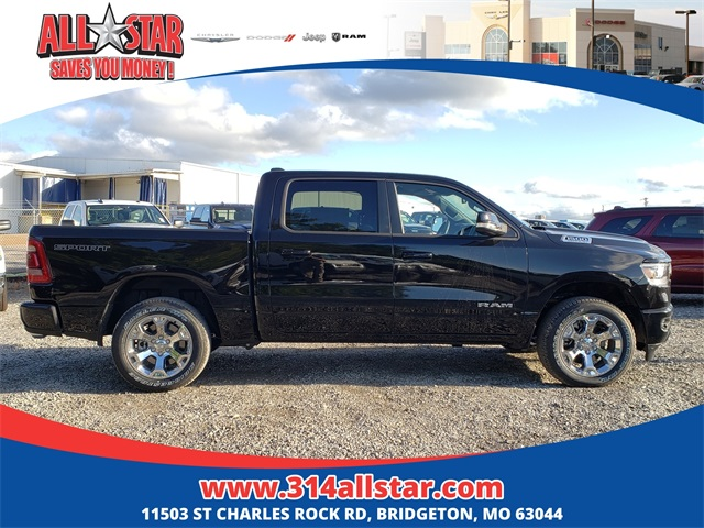 2020 Ram 1500 Crew Cab 4x4,  Pickup #R201003 - photo 1