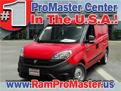 2017 ProMaster City, Cargo Van #D6439 - photo 1