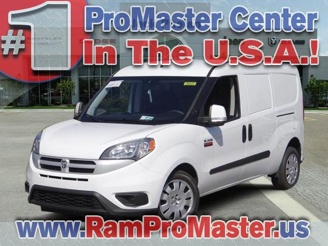 2017 ProMaster City, Cargo Van #D6522 - photo 1