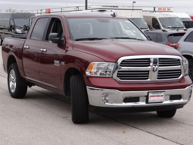 2018 Ram 1500 Crew Cab 4x4, Pickup #D6533 - photo 5