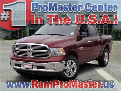 2018 Ram 1500 Crew Cab 4x4, Pickup #D6533 - photo 1