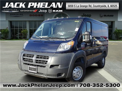 2018 ProMaster 1500 Standard Roof, Cargo Van #D6544 - photo 1