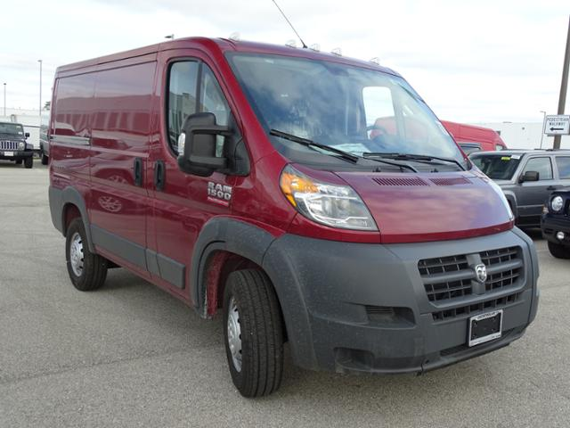 2018 ProMaster 1500 Standard Roof, Cargo Van #D6551 - photo 6