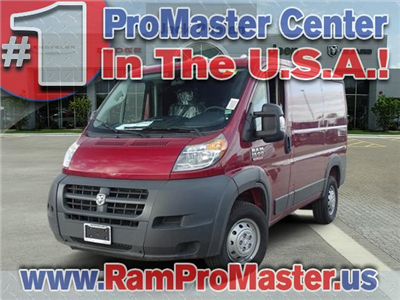 2018 ProMaster 1500 Standard Roof, Cargo Van #D6551 - photo 1