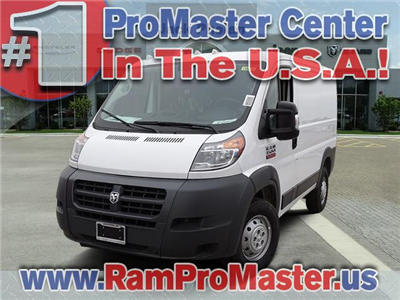 2018 ProMaster 1500 Standard Roof, Cargo Van #D6567 - photo 1