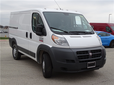 2018 ProMaster 1500 Standard Roof, Cargo Van #D6567 - photo 6