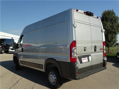 2018 ProMaster 1500 High Roof, Cargo Van #D6611 - photo 2