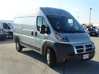 2018 ProMaster 1500 High Roof, Cargo Van #D6611 - photo 6