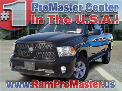 2017 Ram 1500 Crew Cab 4x4 Pickup #D6622 - photo 1