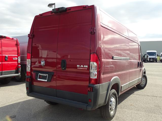 2018 ProMaster 2500 High Roof, Cargo Van #D6632 - photo 9