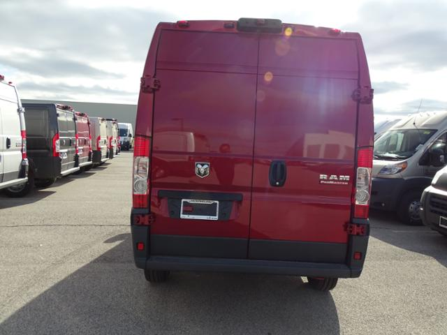 2018 ProMaster 2500 High Roof, Cargo Van #D6632 - photo 10