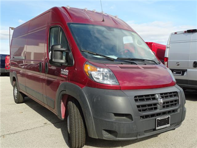 2018 ProMaster 2500 High Roof, Cargo Van #D6632 - photo 7