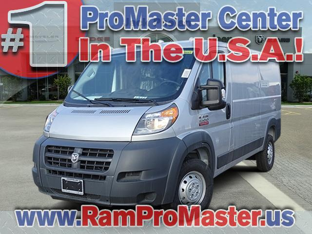 2018 ProMaster 1500 Standard Roof, Cargo Van #D6665 - photo 1