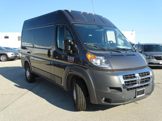 2018 ProMaster 1500 High Roof, Cargo Van #D6684 - photo 6