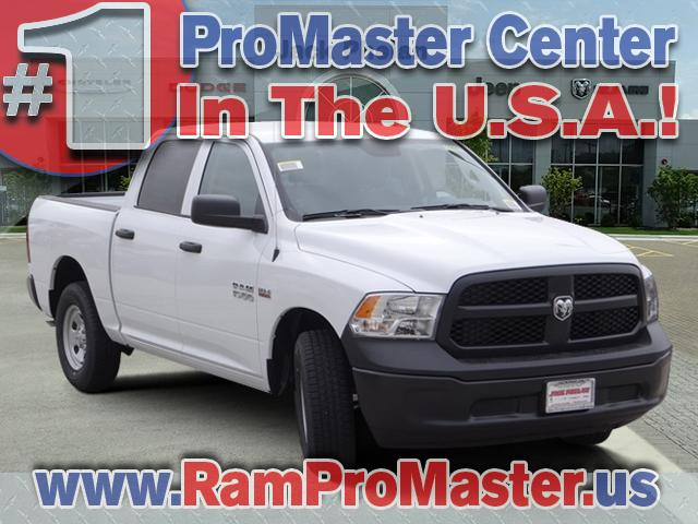 2018 Ram 1500 Crew Cab, Pickup #D6694 - photo 1