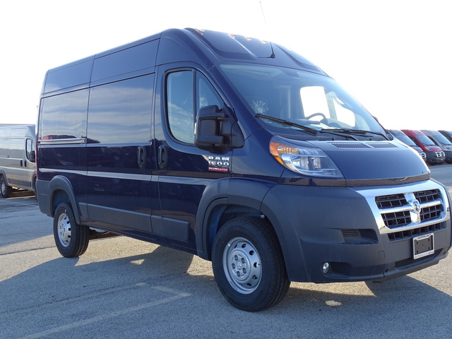 2018 ProMaster 1500 High Roof, Cargo Van #D6702 - photo 5