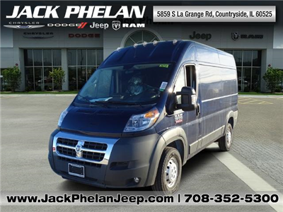 2018 ProMaster 1500 High Roof, Cargo Van #D6702 - photo 1