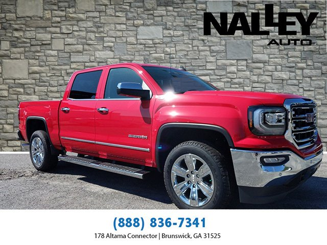2018 Sierra 1500 Crew Cab 4x4,  Pickup #G01839 - photo 1