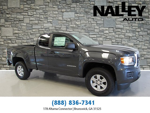 2017 Canyon Double Cab, Pickup #G02944 - photo 1