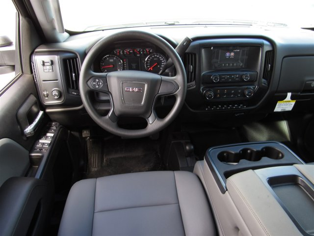 2017 Sierra 3500 Crew Cab DRW 4x4, Action Fabrication Landscape Dump #G03030 - photo 11
