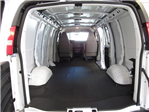 2017 Savana 2500,  Weather Guard Upfitted Cargo Van #G03062 - photo 2