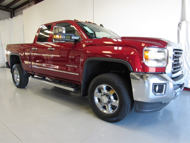 2018 Sierra 2500 Extended Cab 4x4,  Pickup #G03094 - photo 3
