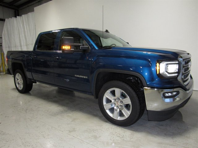 2018 Sierra 1500 Crew Cab Pickup #G03103 - photo 3