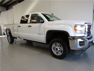 2018 Sierra 2500 Crew Cab 4x2,  Pickup #G03107 - photo 5