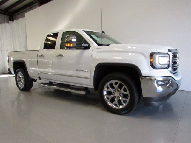 2018 Sierra 1500 Extended Cab 4x4, Pickup #G03108 - photo 4
