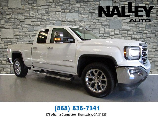 2018 Sierra 1500 Extended Cab 4x4, Pickup #G03108 - photo 1