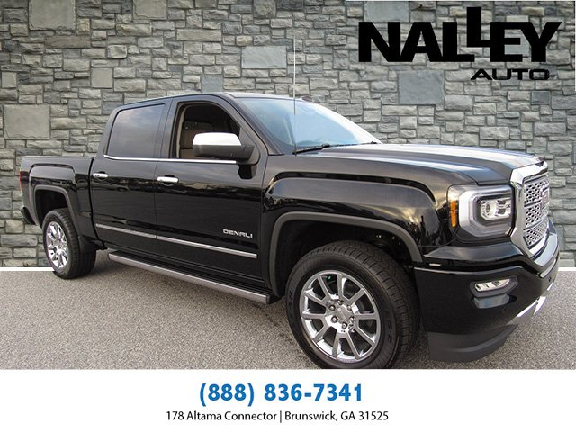 2018 Sierra 1500 Crew Cab 4x4, Pickup #G03123 - photo 1