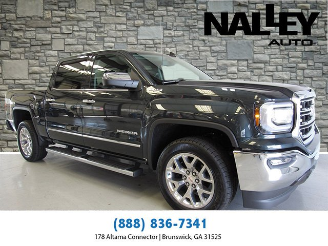 2018 Sierra 1500 Crew Cab 4x4, Pickup #G03139 - photo 1