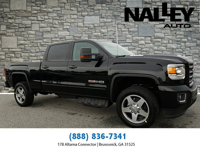 2018 Sierra 2500 Crew Cab 4x4,  Pickup #G03189 - photo 1