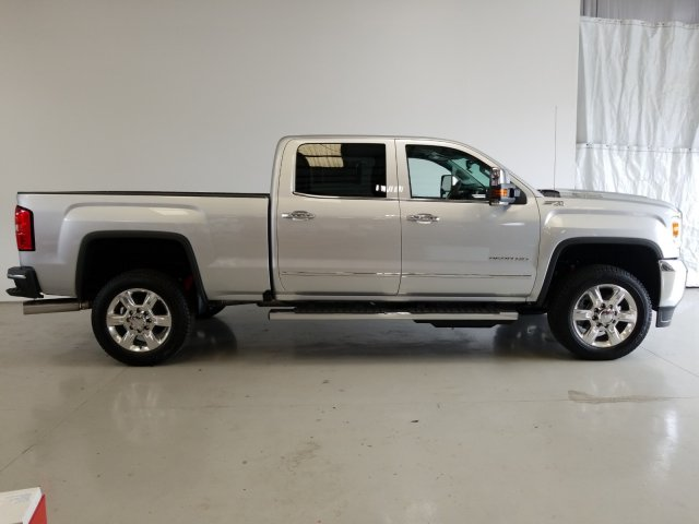2018 Sierra 2500 Crew Cab 4x4,  Pickup #G03214 - photo 3