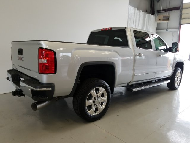 2018 Sierra 2500 Crew Cab 4x4,  Pickup #G03214 - photo 2