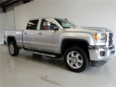 2018 Sierra 2500 Crew Cab 4x4,  Pickup #G03214 - photo 5