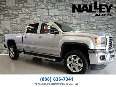 2018 Sierra 2500 Crew Cab 4x4,  Pickup #G03214 - photo 1