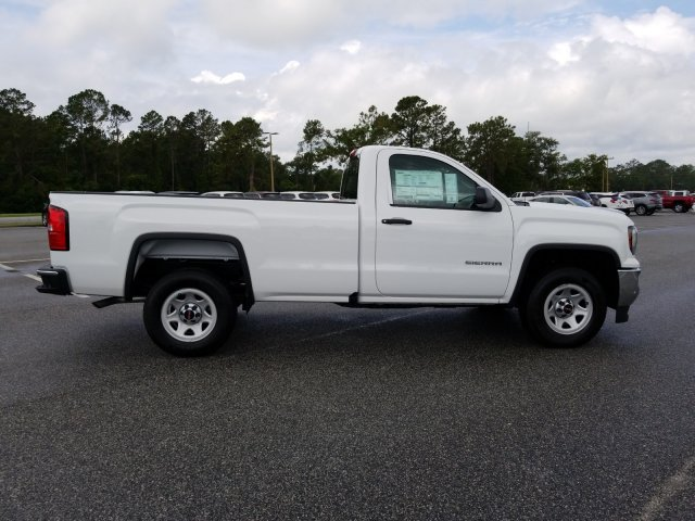 2018 Sierra 1500 Regular Cab 4x2,  Pickup #G03219 - photo 3