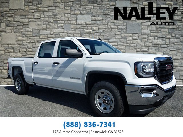 2018 Sierra 1500 Crew Cab 4x4,  Pickup #G03245 - photo 3