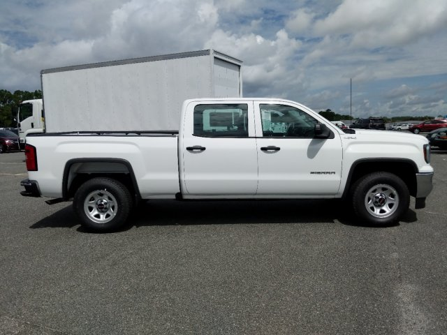 2018 Sierra 1500 Crew Cab 4x4,  Pickup #G03246 - photo 4