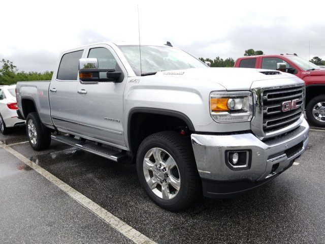 2018 Sierra 2500 Crew Cab 4x4, Pickup #G03247 - photo 1