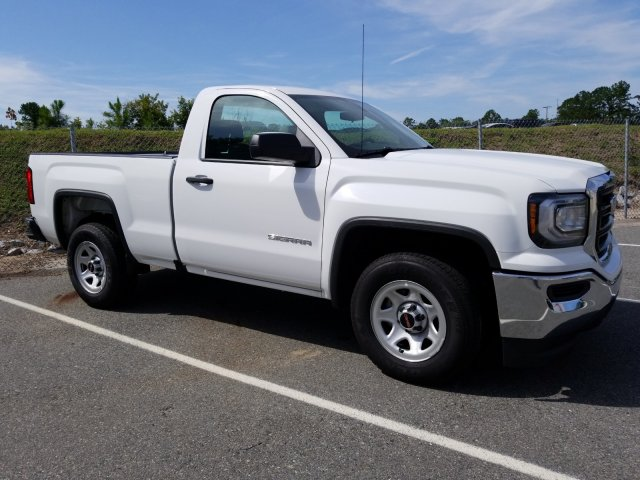 2018 Sierra 1500 Regular Cab 4x2,  Pickup #G03248 - photo 3