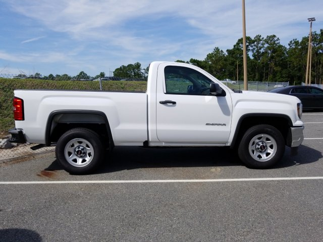 2018 Sierra 1500 Regular Cab 4x2,  Pickup #G03248 - photo 4